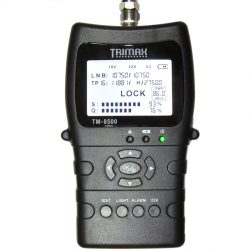 Сатметр Trimax TM-8500 DVB S/S2 - вид 1 миниатюра