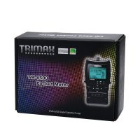 Сатметр Trimax TM-8500 DVB S/S2 - вид 6 миниатюра