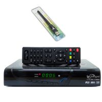 DVB S2/T2 ресивер Sat-Integral S-1311 HD Combo с WI FI адаптером 5370