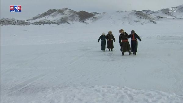 Монгольские каналы