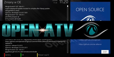 Enigma2 от OpenATV для Golden Media Spark TRIPLEX