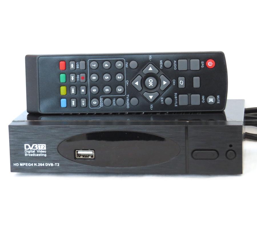Приставка для эфирного цифрового DVB T2 телевидения