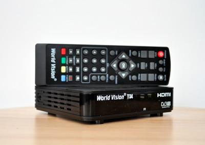 World Vision T34(DVB-T2)