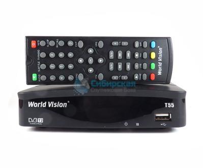 World Vision T55 (DVB-T2)