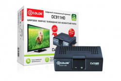 DC911HD ECO (DVB-T2)