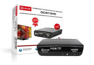 DC910HD (DVB-T2)