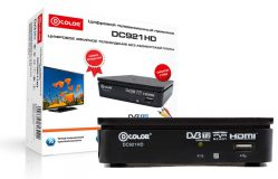 DС921HD (DVB-T2)