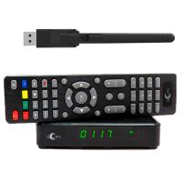 U2C Denys H.265 - Full HD DVB-S2/IPTV/OTT/STALKER/WEB TV с WI FI адаптером
