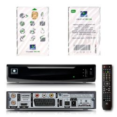 OPENTECH OHS1740V HD + карта 358 руб.