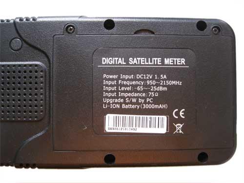 Сатметр SATLINK WS-6908
